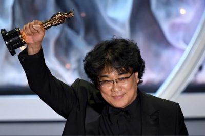 La historia detrás de la supuesta imagen de Bong Joon-ho en el festival de cine de Lebu