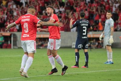 U. de Chile fue eliminada tras discreta presentación en Copa Libertadores