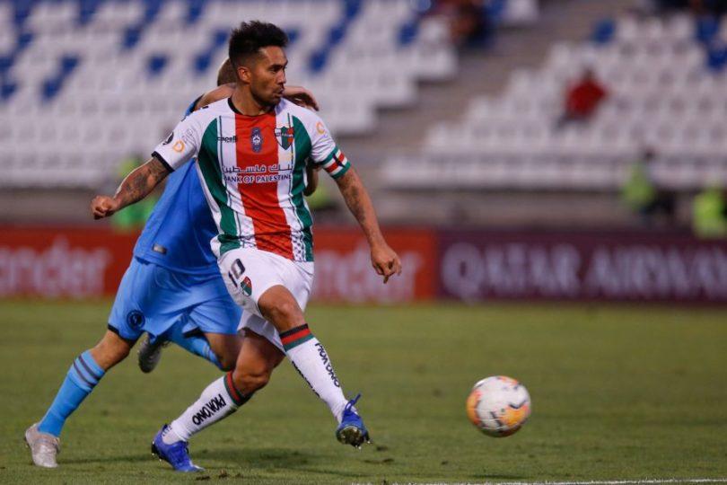 """Luis Jiménez y el duelo de Palestino en la Libertadores: """"Por algo Guaraní eliminó a Corinthians, es un rival de cuidado"""""""