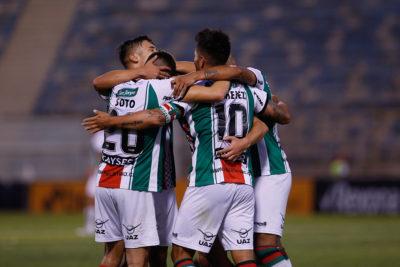 Copa Libertadores: Palestino goleó a Cerro Largo y accede a la fase 3
