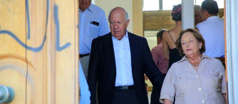 Familiares, amigos y figuras políticas despidieron los restos de José Zalaquett