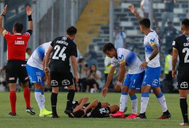 Colo Colo se querella contra los responsables del ataque a la cancha del Estadio Monumental