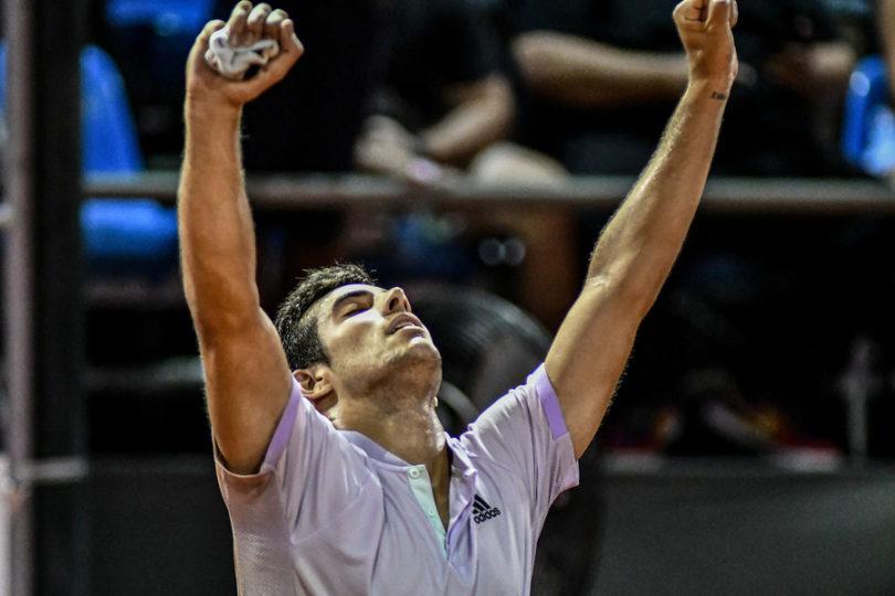 Cristian Garín es campeón del ATP 500 de Río y será top 20