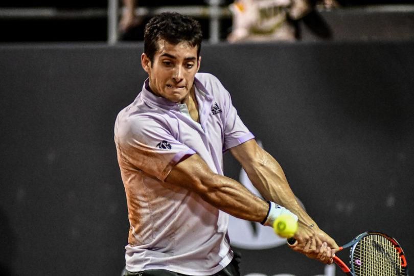 Garín enfrentará a Federico Coria buscando avanzar a las semifinales del ATP de Río de Janeiro