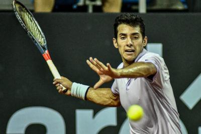 Cristian Garin avanzó a las semifinales del ATP 500 de Rio de Janeiro