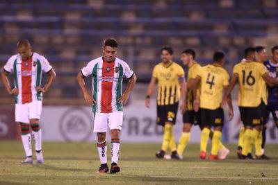 Palestino cayó ante Guaraní e hipoteca sus chances en Copa Libertadores