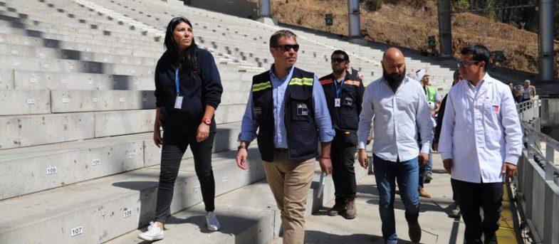 Seremi de Salud realiza exhaustiva fiscalización en el Festival de Viña del Mar