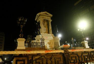 Gobierno condenó ataque a Monumento de los Héroes de Iquique