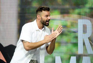 """Ricky Martin: """"Siento mucha admiración por el pueblo chileno"""""""