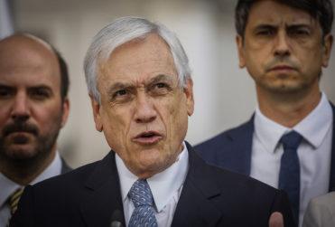 """Oposición responde a llamado de Piñera y pide """"pacto económico y social"""""""