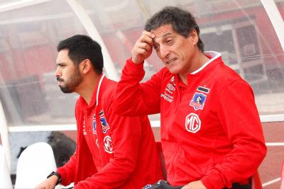 """Mario Salas: """"Lucharé hasta el final para que los resultados sean mejores"""""""