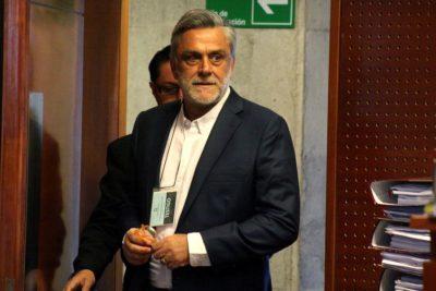 Caso Corpesca: Pablo Longueira declara como testigo de Jaime Orpis