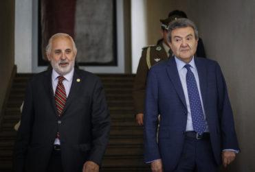 Piñera se reunió con Corte Suprema y el Fiscal Abbott de cara a anunciadas protestas