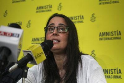 Informe anual de Amnistía Internacional incluye análisis al estallido social en Chile