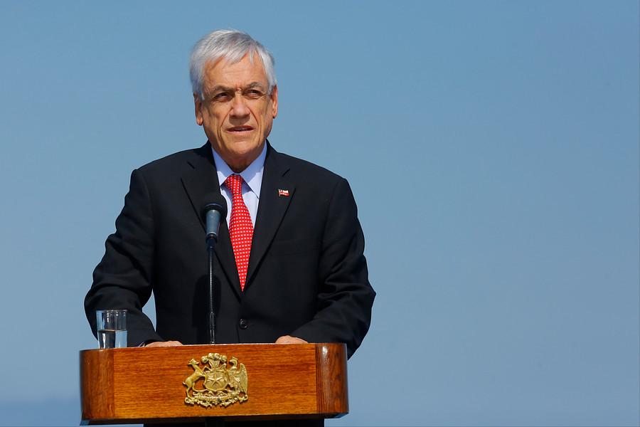 """""""Piñera será el primer invitado de"""