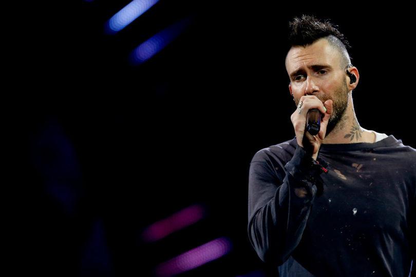 Editan página de Wikipedia de Adam Levine tras presentación de Maroon 5 en Festival deViña