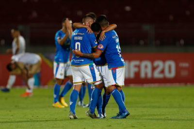 Los cuatro equipos chilenos pasaron a la siguiente fase de la Copa Sudamericana