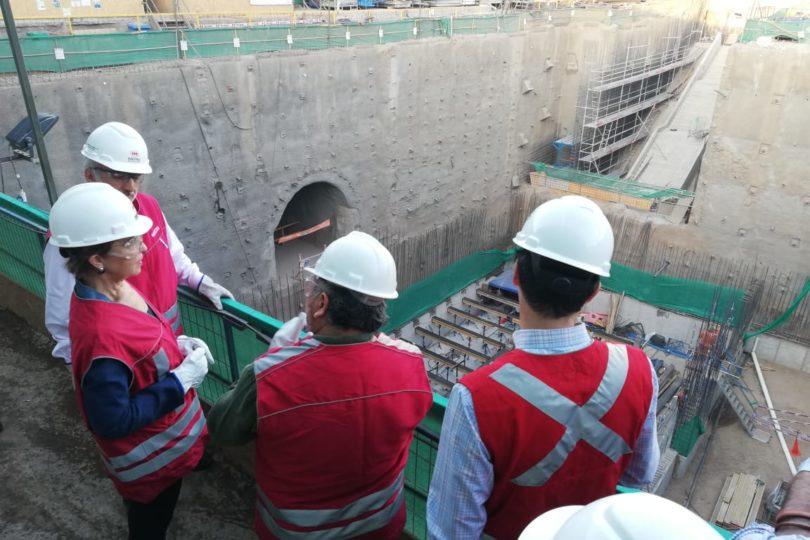 Extensión de la Línea 3 a Quilicura estaría operativa en 2023