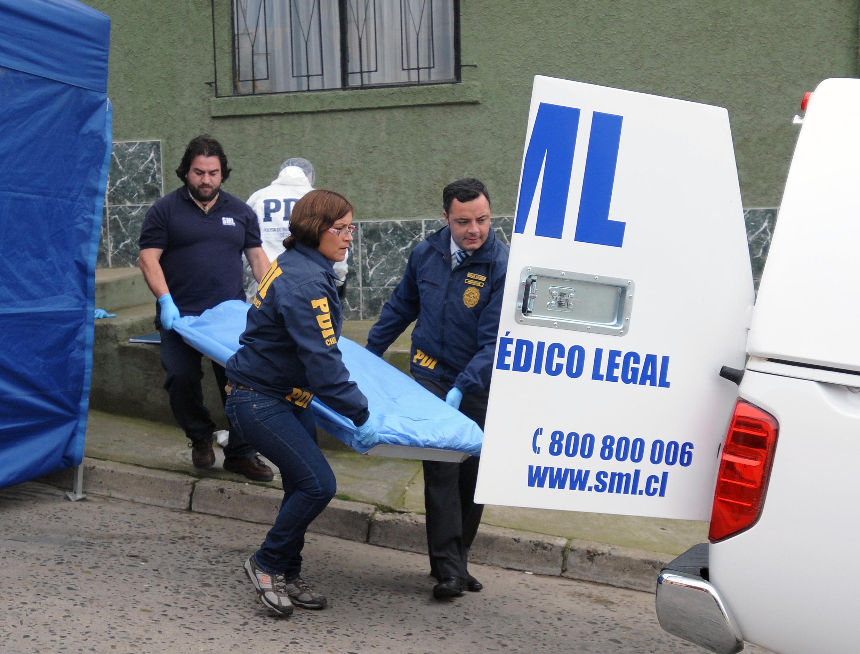 Las Condes: violenta discusión en la vía pública terminó con un hombre fallecido