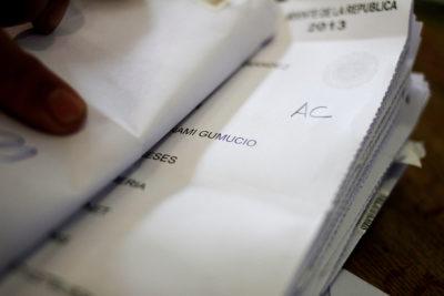 Servel confirma que los votos marcados son válidos