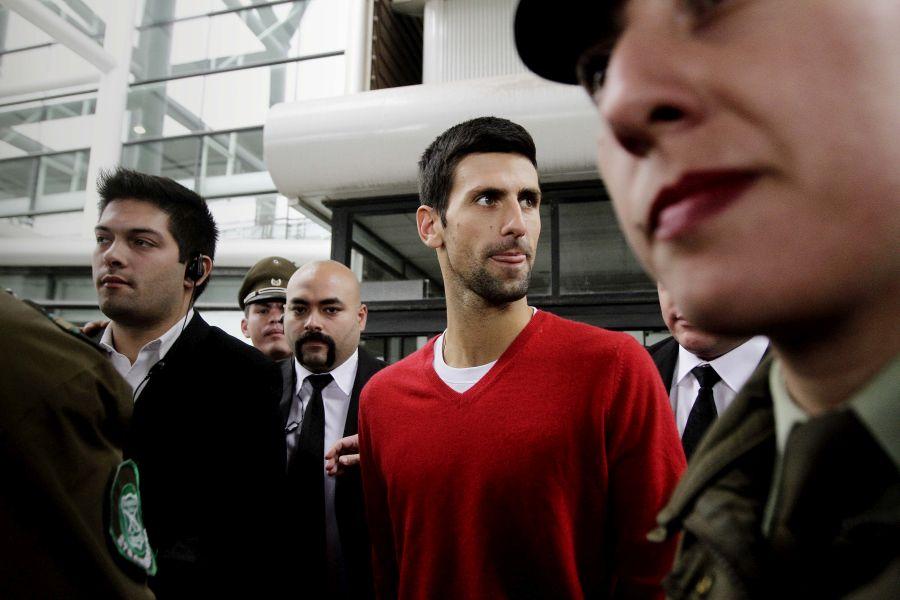 """""""Novak Djokovic: """"Yo no creo que Jarry sea un tipo que se dope"""""""""""