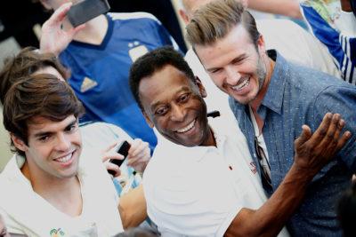 """Pelé afirma que está """"bien"""" y niega que sufra depresión"""