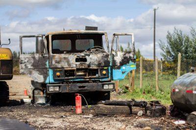 CNDC repudia atentado que dejó a conductor con 30% de cuerpo quemado