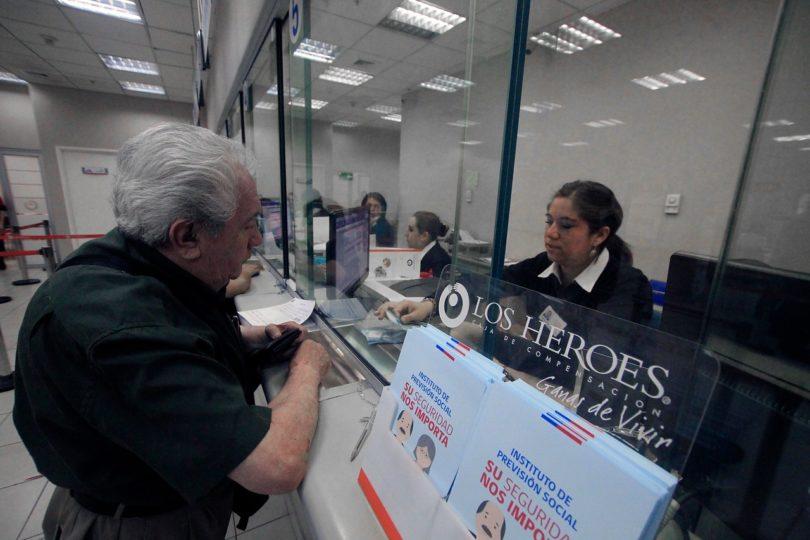 Gobierno descarta que récord de pensionados en enero sea por miedo a la reforma previsional