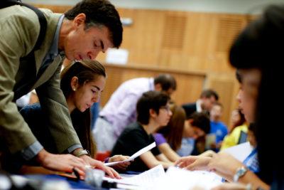 Universidad de Talca ofrece admisión especial a alumnos con buenas notas en historia