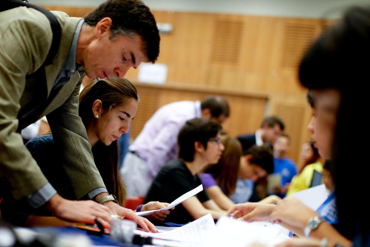 """""""Universidad de Talca ofrece admisión especial a alumnos con buenas notas en historia"""""""