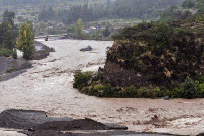 Solicitan renovar decreto de escasez hídrica en cuenca de Río Maipo