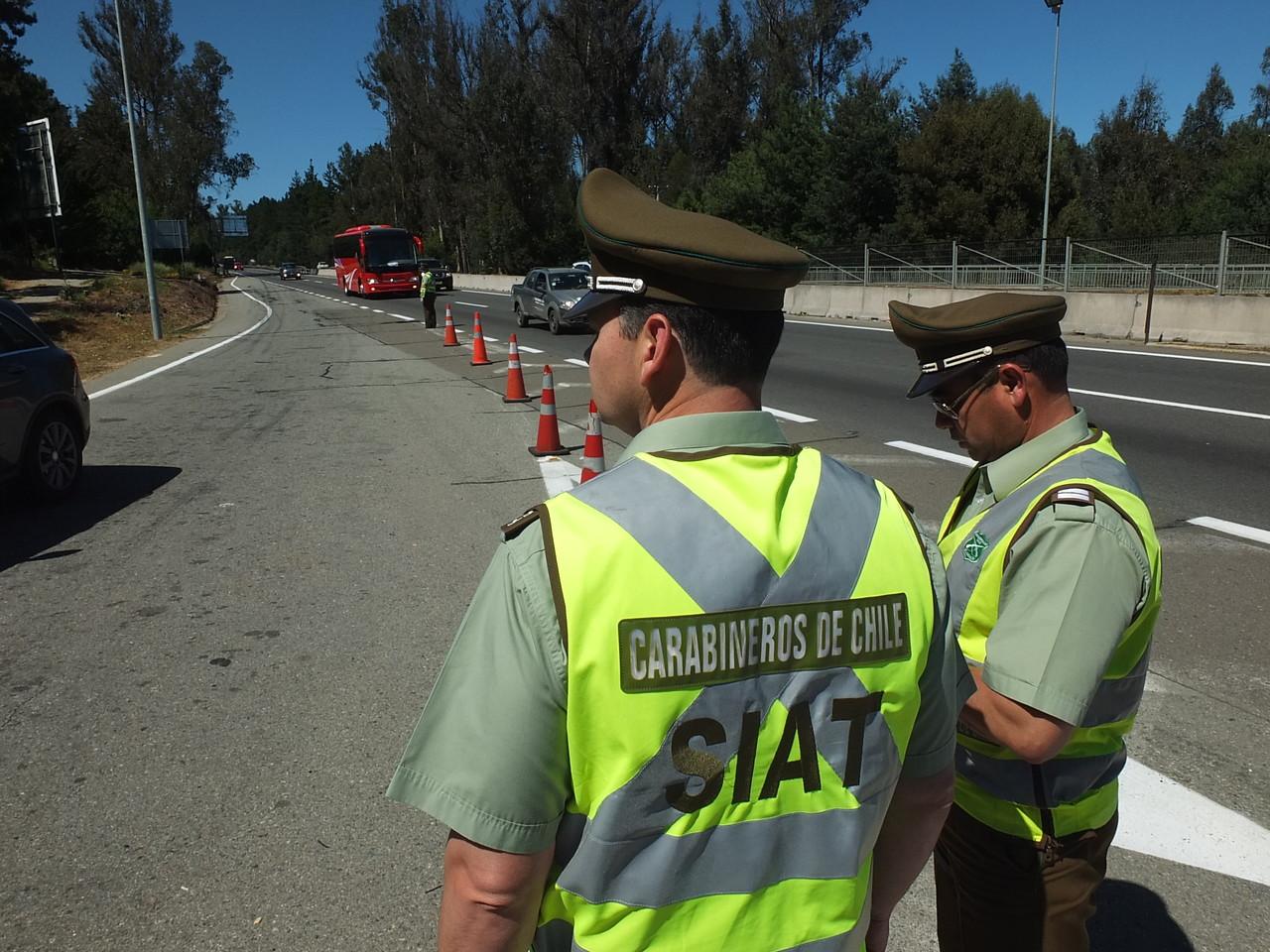 Accidente en ruta de Calama dejó cuatro personas fallecidas
