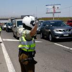 Carabineros reporta 240 muertos en accidentes de tránsito durante verano 2020