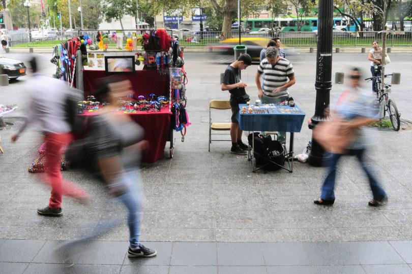 Visibilizar el trabajo informal es urgente