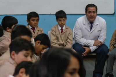 Encuesta de Elige Educar posiciona a Pedagogía como la cuarta profesión más valorada por la gente