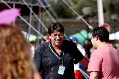 """Daniel Jadue descarta seguridad extra para Womad: """"En Recoleta hay menos rabia que en el resto del país"""""""