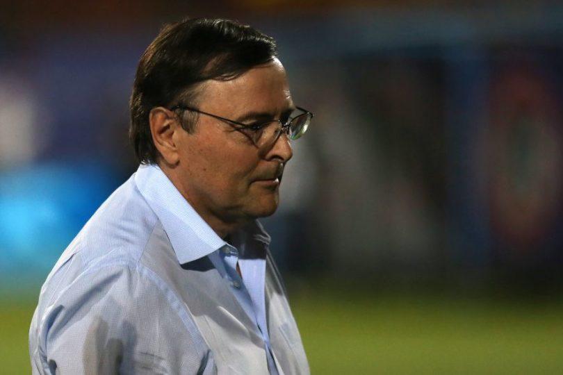 """""""Mi felicitación a la ANFP"""": Jorge Segovia ironiza con los incidentes en el Estadio Nacional"""