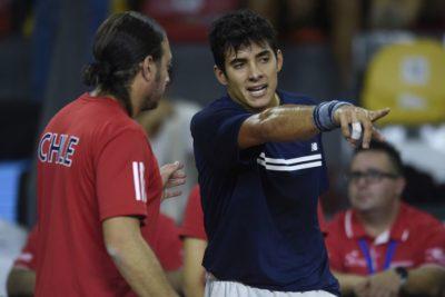 Massú tiene definida nómina para la serie de Copa Davis con Suecia
