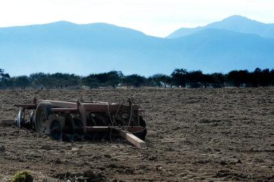Pobreza y sequía, combinación fatal