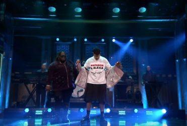 La protesta de Bad Bunny por muerte de mujer trans en show de Jimmy Fallon