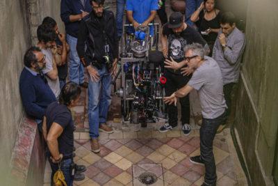 """""""Camino a Roma"""": el documental que nos enseña la perspectiva de Alfonso Cuarón"""