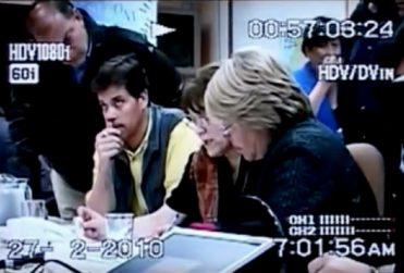 """""""Me convertí en un peligro"""": ex jefe audiovisual revive detalles del video de la Onemi a 10 años del 27F"""