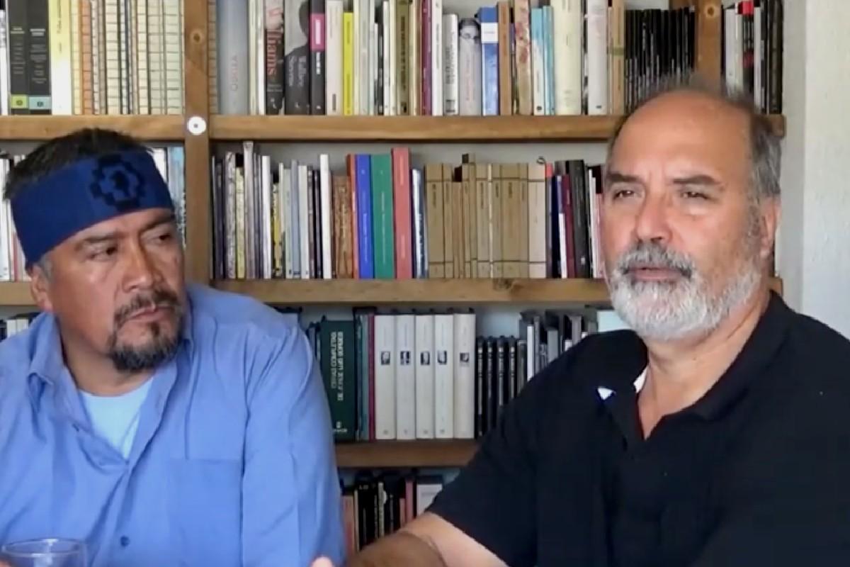 Admiten querella del Gobierno contra Jaime Castillo Petruzzi, ex mirista amigo de Héctor Llaitul