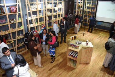 Inauguran nuevo espacio de comercio e intercambio cultural en Temuco