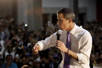 VIDEO | Juan Guaidó es ovacionado durante discurso de Donald Trump ante el Congreso