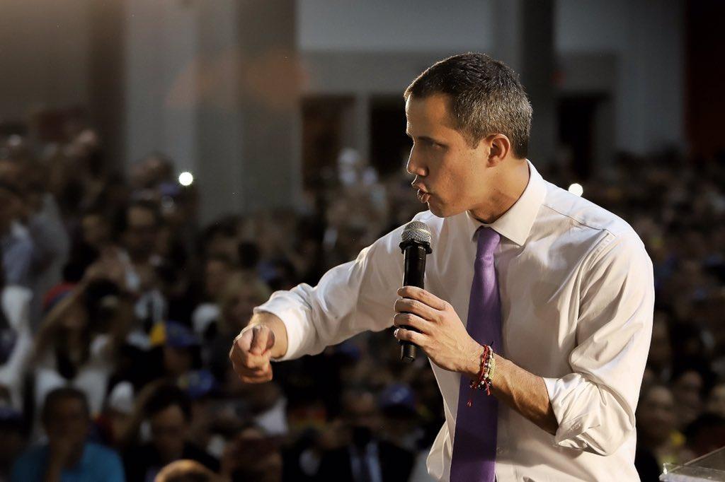 VIDEO   Juan Guaidó es ovacionado durante discurso de Donald Trump ante el Congreso