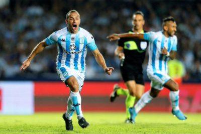 Jugador de Racing contó que Marcelo Díaz desobedeció una orden de Beccacece para marcar su gol