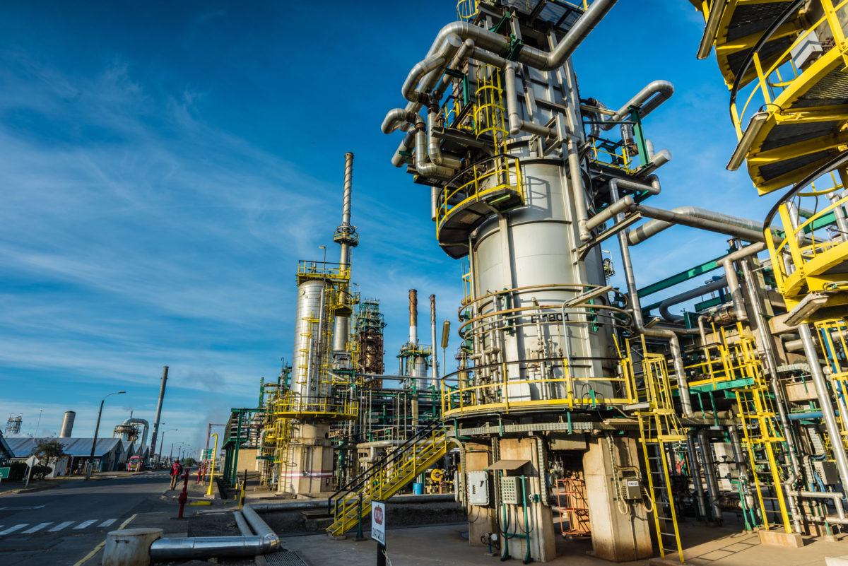 2019: el año en que las refinerías de Enap alcanzaron su récord de producción