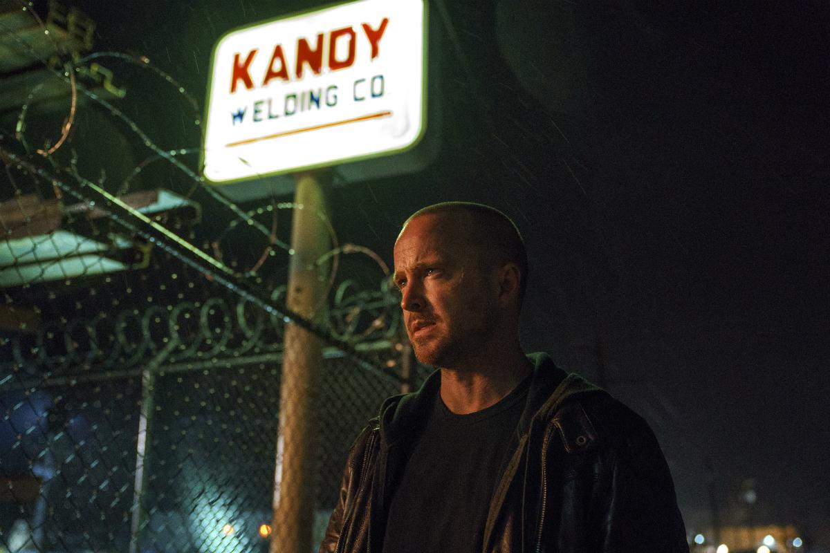 El Camino, una película de Breaking Bad, netflix