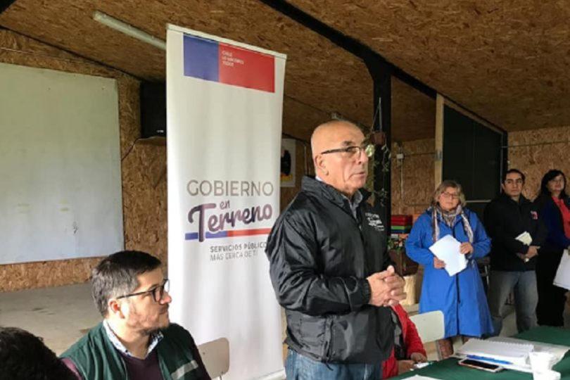 Habría apostado su cargo: la polémica que terminó con la renuncia del gobernador de Palena
